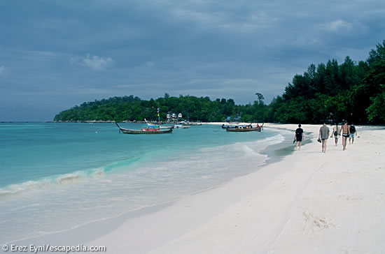 Koh Lipe's beautiful beach